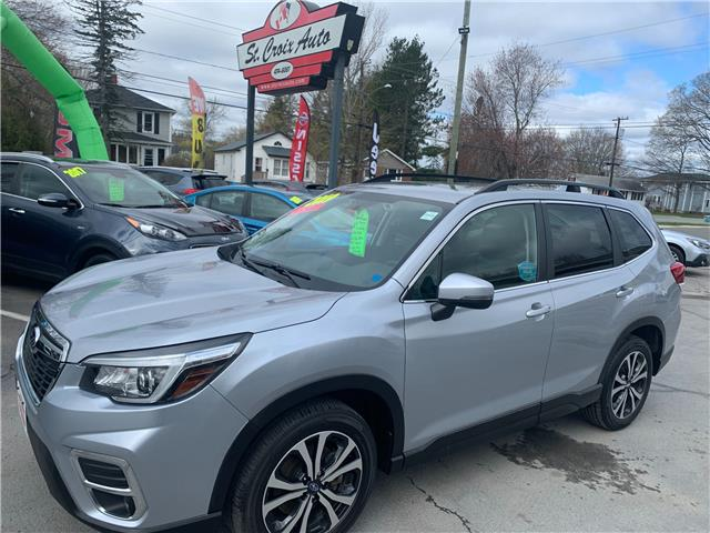 2019 Subaru Forester 2.5i Limited (Stk: S210051B) in Fredericton - Image 1 of 15