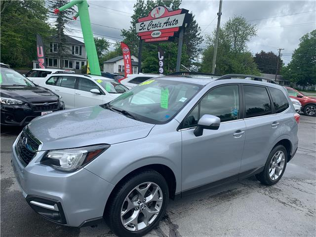 2018 Subaru Forester 2.5i Limited JF2SJEWC3JH448306 210250B in Fredericton