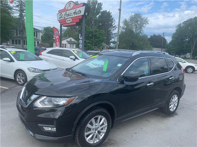 2019 Nissan Rogue SV (Stk: 210285B) in Fredericton - Image 1 of 25