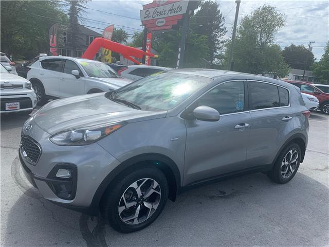2020 Kia Sportage LX Anniversary (Stk: 211261A) in Fredericton - Image 1 of 11