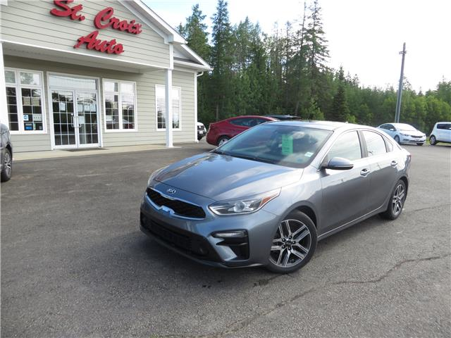 2020 Kia Forte EX+ (Stk: 210691A) in Fredericton - Image 1 of 14