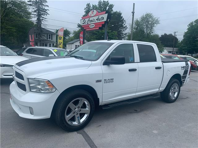 2017 RAM 1500 ST (Stk: 210955BA) in Fredericton - Image 1 of 10