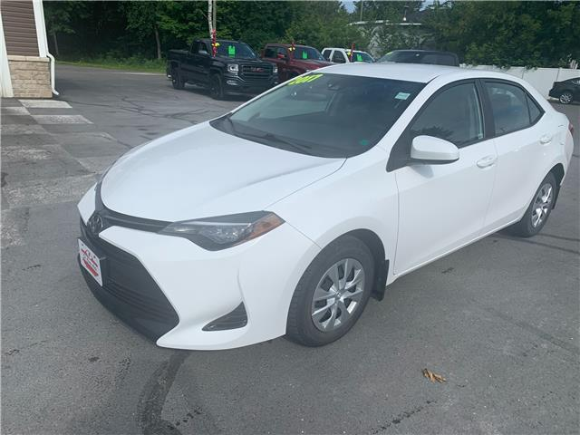 2017 Toyota Corolla CE (Stk: ) in Fredericton - Image 1 of 10