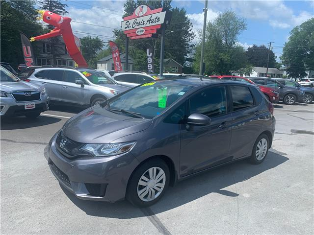 2016 Honda Fit LX (Stk: 211524C) in Fredericton - Image 1 of 10
