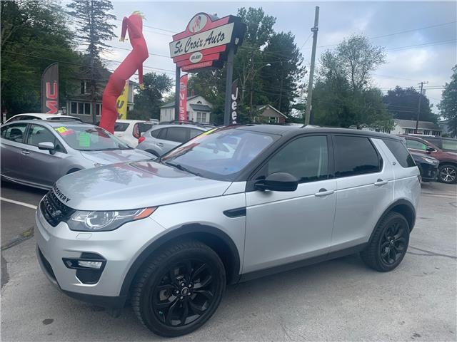 2018 Land Rover Discovery Sport SE (Stk: S210030B) in Fredericton - Image 1 of 10