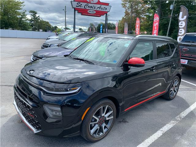 2020 Kia Soul EX Limited (Stk: ) in Fredericton - Image 1 of 10