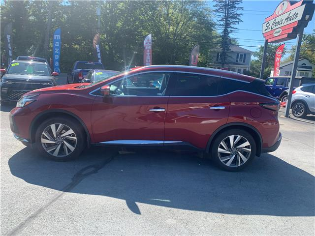 2019 Nissan Murano SL (Stk: 211469C) in Fredericton - Image 1 of 18