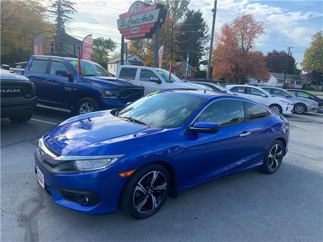 2016 Honda Civic Touring (Stk: 211741BA) in Fredericton - Image 1 of 12