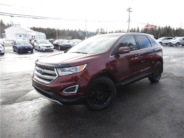 2016 Ford Edge SEL (Stk: S200372A) in St. George - Image 1 of 16