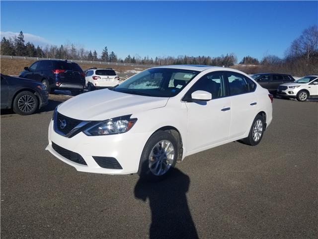 2018 Nissan Sentra 1.8 SV (Stk: 210393b) in St. George - Image 1 of 8