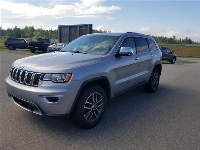 2017 Jeep Grand Cherokee Limited (Stk: 211235BA) in St. George - Image 1 of 15