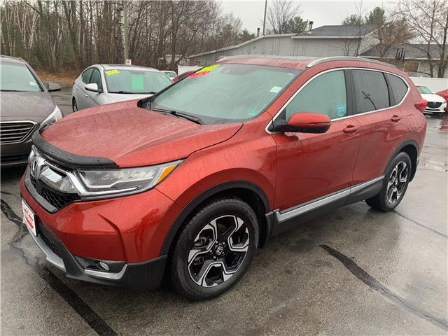 2018 Honda CR-V Touring (Stk: S200421A) in St. Stephen - Image 1 of 9