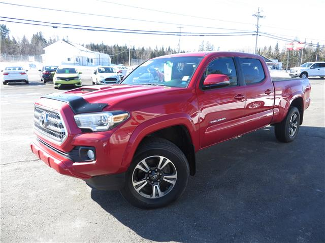 2017 Toyota Tacoma Limited (Stk: S210050B) in St. Stephen - Image 1 of 19