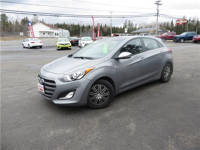 2016 Hyundai Elantra GT Limited (Stk: S210041BA) in St. Stephen - Image 1 of 16