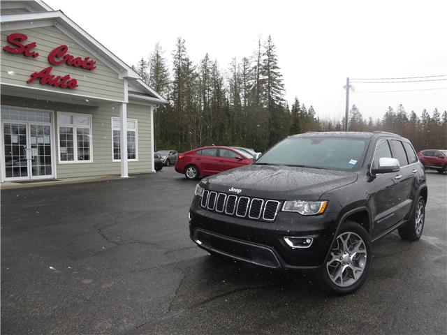 2020 Jeep Grand Cherokee Limited (Stk: 210909B) in St. Stephen - Image 1 of 13