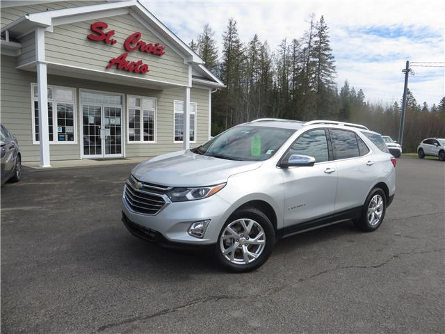 2020 Chevrolet Equinox Premier (Stk: 210938A) in St. Stephen - Image 1 of 18