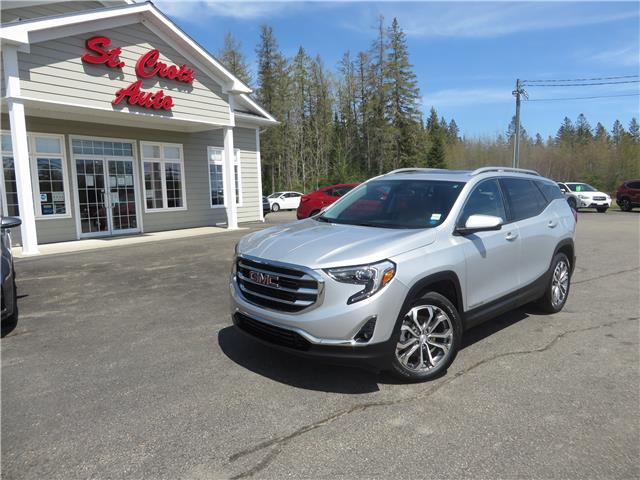 2020 GMC Terrain SLT (Stk: 210940A) in St. Stephen - Image 1 of 22