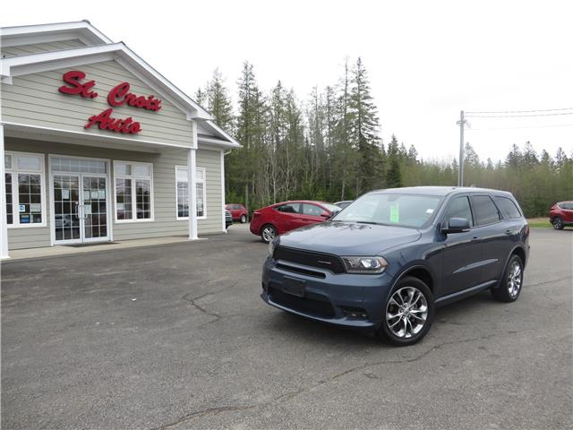 2020 Dodge Durango GT (Stk: S210030A) in St. Stephen - Image 1 of 23