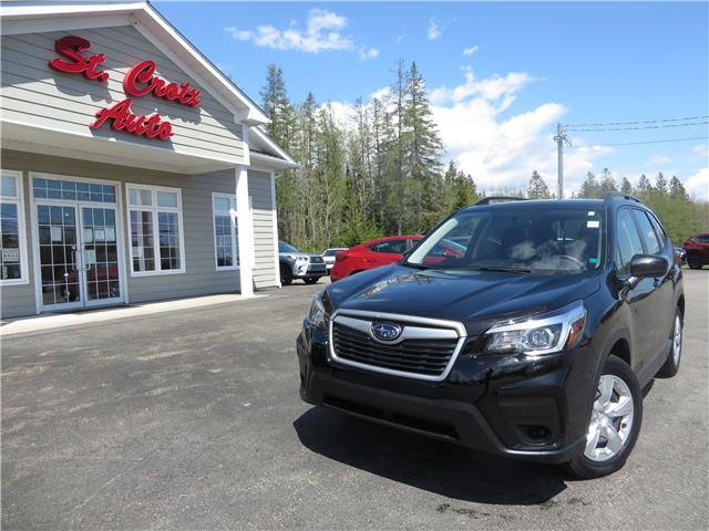 2019 Subaru Forester 2.5i (Stk: 211024C) in St. Stephen - Image 1 of 11