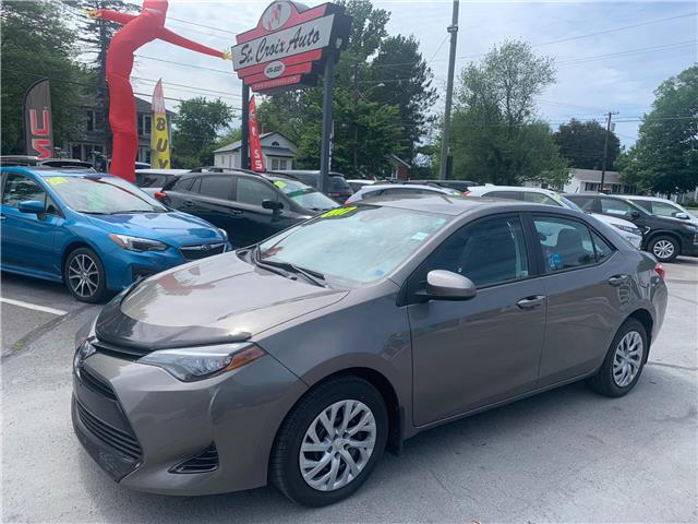 2017 Toyota Corolla CE (Stk: 211470C) in St. Stephen - Image 1 of 10