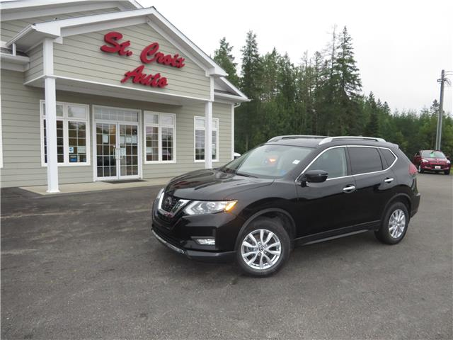 2019 Nissan Rogue SV (Stk: 211248a) in St. Stephen - Image 1 of 14