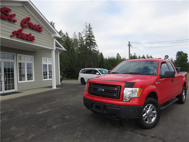 2013 Ford F-150 STX (Stk: 211783E) in St. Stephen - Image 1 of 13