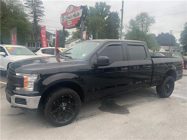 2019 Ford F-150 XLT (Stk: 211814B) in St. Stephen - Image 1 of 10