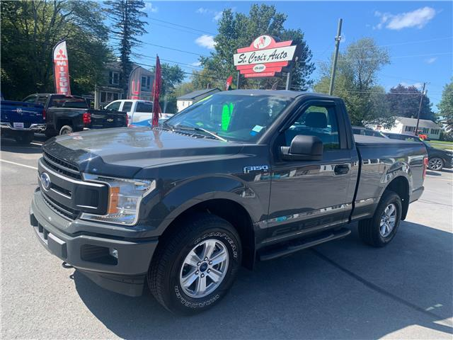2020 Ford F-150 XL (Stk: 211905B) in St. Stephen - Image 1 of 9