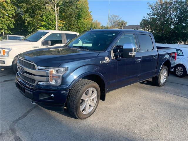 2020 Ford F-150 Platinum (Stk: 212140C) in St. Stephen - Image 1 of 1