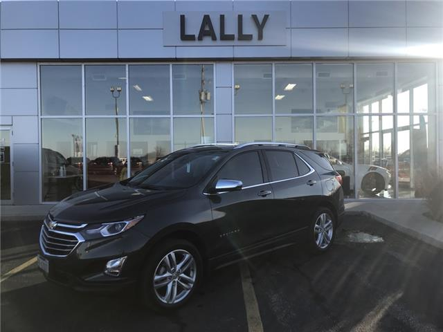 2021 Chevrolet Equinox Premier (Stk: EQ00530) in Tilbury - Image 1 of 23