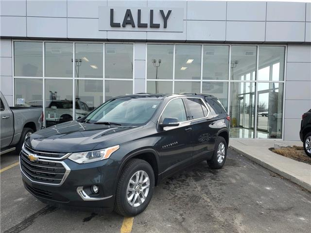 2021 Chevrolet Traverse LT Cloth (Stk: TR00645) in Tilbury - Image 1 of 22