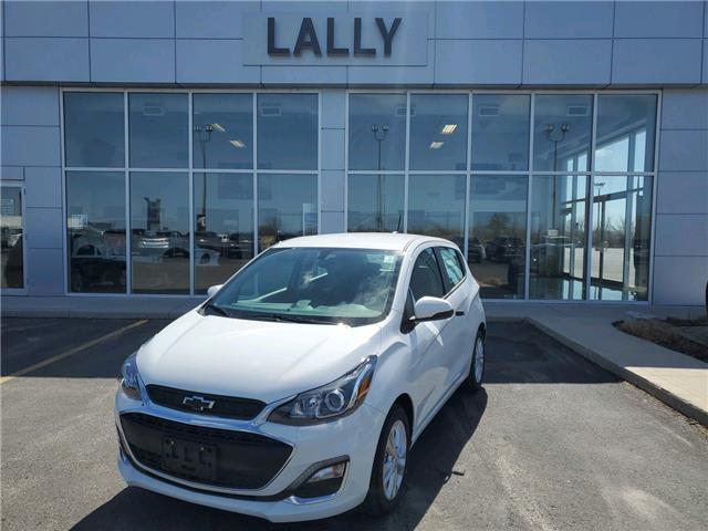 2021 Chevrolet Spark 1LT CVT (Stk: SP00662) in Tilbury - Image 1 of 22