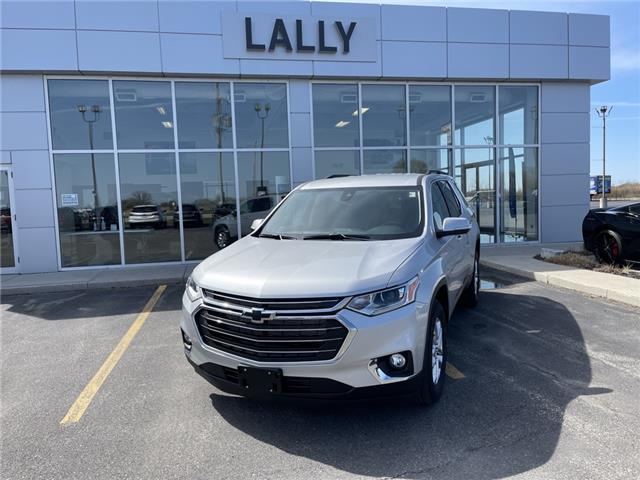 2021 Chevrolet Traverse LT Cloth (Stk: TR00670) in Tilbury - Image 1 of 16
