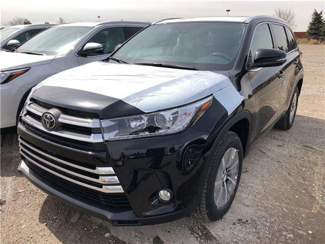 2018 Toyota Highlander XLE (Stk: 541246) in Brampton - Image 1 of 5