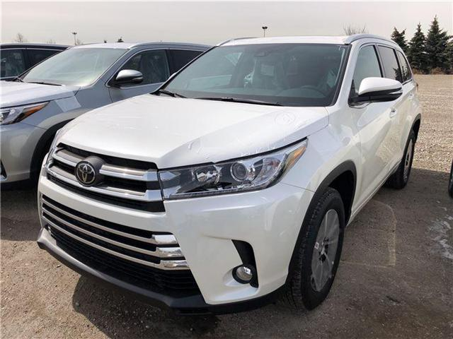 2018 Toyota Highlander XLE (Stk: 541928) in Brampton - Image 1 of 5