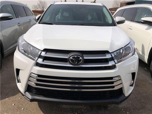 2018 Toyota Highlander XLE (Stk: 541928) in Brampton - Image 2 of 5