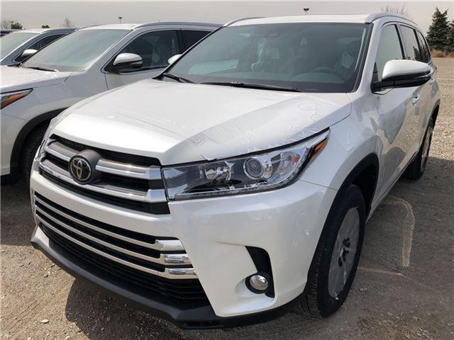 2018 Toyota Highlander XLE (Stk: 541930) in Brampton - Image 1 of 5