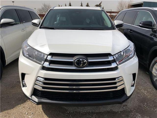 2018 Toyota Highlander XLE (Stk: 541930) in Brampton - Image 2 of 5