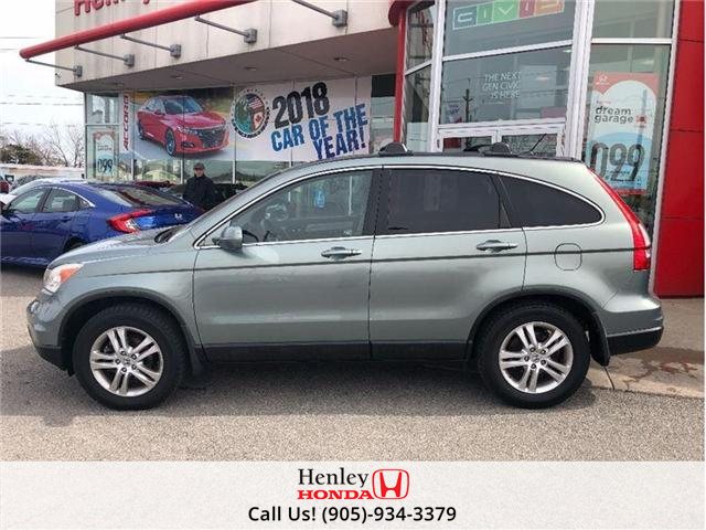 2010 Honda CR-V EX SUNROOF ALLOY RIMS (Stk: H16874A) in St. Catharines - Image 3 of 19