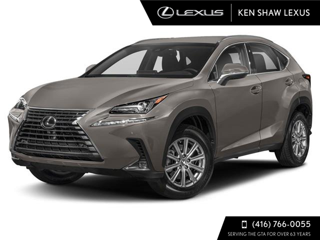 2021 Lexus NX 300 Base (Stk: L13083) in Toronto - Image 1 of 9