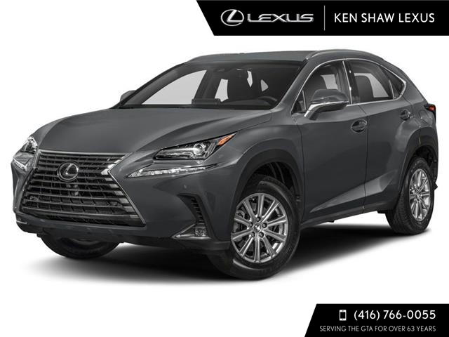 2021 Lexus NX 300 Base (Stk: L13085) in Toronto - Image 1 of 9