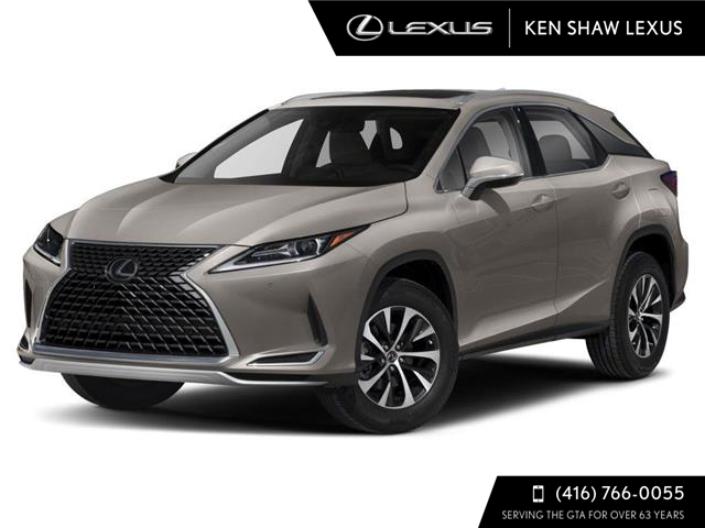 2021 Lexus RX 350 Base (Stk: L13097) in Toronto - Image 1 of 9