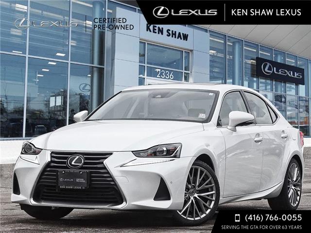2018 Lexus IS 300 Base (Stk: 17590A) in Toronto - Image 1 of 24