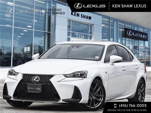 2018 Lexus IS 300 Base (Stk: 17622A) in Toronto - Image 1 of 24