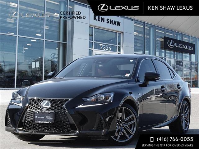 2017 Lexus IS 300 Base (Stk: 17721A) in Toronto - Image 1 of 22