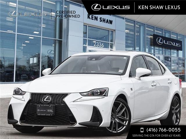 2018 Lexus IS 300 Base (Stk: 17770A) in Toronto - Image 1 of 24