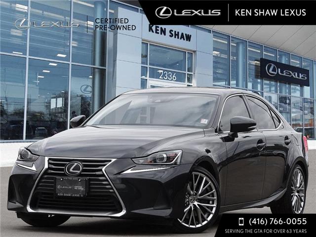 2018 Lexus IS 300 Base (Stk: 17787A) in Toronto - Image 1 of 23