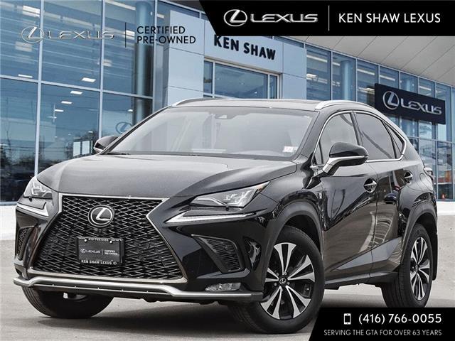 2018 Lexus NX 300 Base (Stk: 17788A) in Toronto - Image 1 of 21