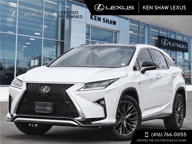 2019 Lexus RX 350 Base (Stk: 17832A) in Toronto - Image 1 of 23