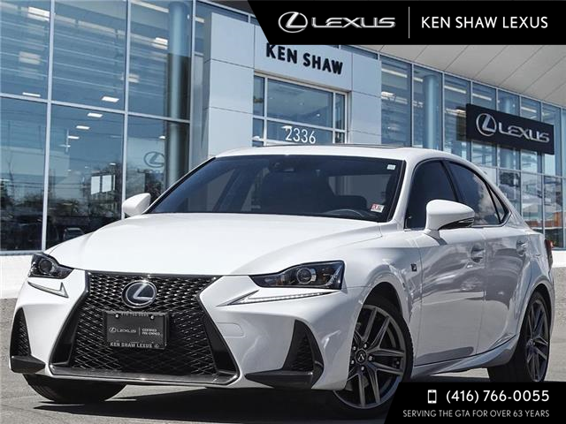 2017 Lexus IS 350 Base (Stk: A17874AB) in Toronto - Image 1 of 24